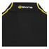 Skins Men's A200 Thermal Long Sleeve Compression Mock Neck Top - Black/Yellow: Image 3
