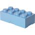 LEGO Lunch Box - Light Blue: Image 1
