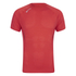 Skins Men's 360 Short Sleeve Tech Fierce Top - Red: Image 1