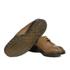Dr. Martens Men's Milled Dorian 3-Eye Leather Shoes - Brown: Image 6