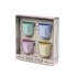 Eddingtons Egg Cup Buckets - Pastel Shades: Image 1