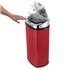 Morphy Richards 971501/MO 42 Litre Square Sensor Bin - Red: Image 2