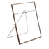 Nkuku Danta Glass Frame - Antique Copper - Portrait 8