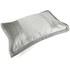 Catherine Lansfield Gatsby Pillowcase - Pair - Silver: Image 2
