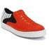 Thakoon Addition Women's Warwick 01 Woven Suede Slip On Trainers - Poppy: Image 5