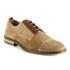 Oliver Spencer Men's Banbury Lace Up Suede Derby Shoes - Cognac: Image 5
