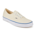 Vans Authentic Canvas Trainers - White: Image 4
