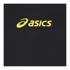 Asics Men's Fuji Packable Jacket - Black Wood Print: Image 6