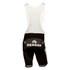 Etixx Quick-Step Replica Bib Shorts - White/Black: Image 2