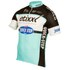Etixx Quick-Step Replica Kids' Short Sleeve Jersey - Black/Blue: Image 3