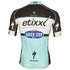 Etixx Quick-Step Replica Pro Race Short Sleeve Jersey - Black/Blue: Image 2