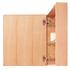 Wireworks Natural Oak Slimline Cabinet 550: Image 3