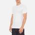 Levi's Men's Slim 2 Pack Crew T-Shirts - White/White: Image 3