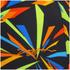 Zoggs Women's Neon Tribal Plunge Swimsuit - Black/Multi: Image 6