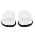 Alexander Wang Women's JAC Airtex 3D Sport Mesh/Suede Slide Sandals - Chalk: Image 4