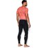 Under Armour Men's Armour HeatGear Compression Training Leggings - Black/Steel: Image 5