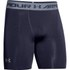 Under Armour Men's Armour HeatGear Compression Training Shorts - Midnight Navy/Steel: Image 1