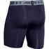 Under Armour Men's Armour HeatGear Compression Training Shorts - Midnight Navy/Steel: Image 2