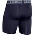 Under Armour Men's Armour HeatGear Compression Training Shorts - Midnight Navy/Steel: Image 2
