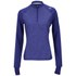 adidas Supernova Women's Storm Long Sleeve 1/2 Zip T-Shirt - Night Flash: Image 1