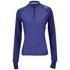 adidas Supernova Women's Storm Long Sleeve 1/2 Zip T-Shirt - Night Flash: Image 1