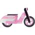 Kiddimoto Stripe Scooter - Pink: Image 2