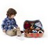 Trunki Bronco Ride-On Suitcase - Brown: Image 3
