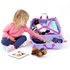 Trunki Bluebell Ride-On Suitcase - Purple: Image 3