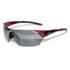 Tifosi Podium Fototec Sunglasses - Metallic Red/Smoke: Image 1