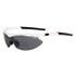Tifosi Slip Interchangable Sunglasses - Pearl White: Image 1