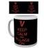 Vikings Keep Calm Mug: Image 1