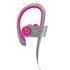 Beats by Dr. Dre: PowerBeats 2 Wireless Earphones - Pink/Grey: Image 2