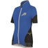 Santini Mearsey Women's Short Sleeve Jersey - Azure Blue: Image 1