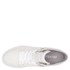 Supra Men's Vaider High Top Trainers - White: Image 2