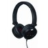 808 Audio Drift Noise Isolating Headphones - Black