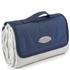 Coast & Country CC20006 Fleece Picnic Blanket - Blue: Image 1