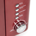 Akai A24006R Digital Microwave - Red - 700W: Image 3