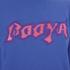 House of Holland Women's Booya Loopback Jersey Sweatshirt - Blue: Image 3