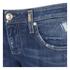 ONLY Women's Mercury Low Rise Skinny Jeans - Medium Blue Denim: Image 3