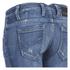 ONLY Women's Mercury Low Rise Skinny Jeans - Medium Blue Denim: Image 5