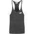 Myprotein Men's Longline Stringer Vest, Charcoal: Image 1