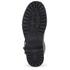 Lauren Ralph Lauren Women's Mora Matt Buckle Rubber Boots - Black: Image 3