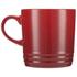 Le Creuset Stoneware Mug, 350ml - Cerise: Image 4