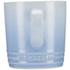Le Creuset Stoneware Mug, 350ml - Coastal Blue: Image 3