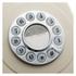 GPO Retro 746 Push Button Telephone - Ivory: Image 2
