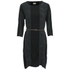 nümph Womens Mid Length Dress With Patterned Stripe - Urban Chic: Image 1