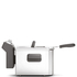 Sage by Heston Blumenthal The Smart Fryer - Brushed Metal Finish (2200W): Image 2