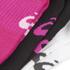 Asics 3 Pairs Pack Crew Running Socks - White/Black/Grey: Image 2
