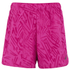Asics Women's Woven 5.5 Inch Running Shorts - Pink Glow Palm: Image 1