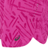 Asics Women's Woven 5.5 Inch Running Shorts - Pink Glow Palm: Image 5